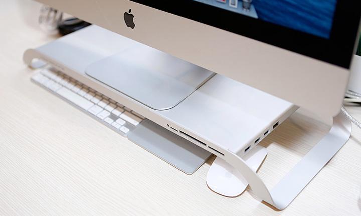 キーボード収納をゲットしてデスク廻りを綺麗に整理整頓しよう♪のサムネイル画像