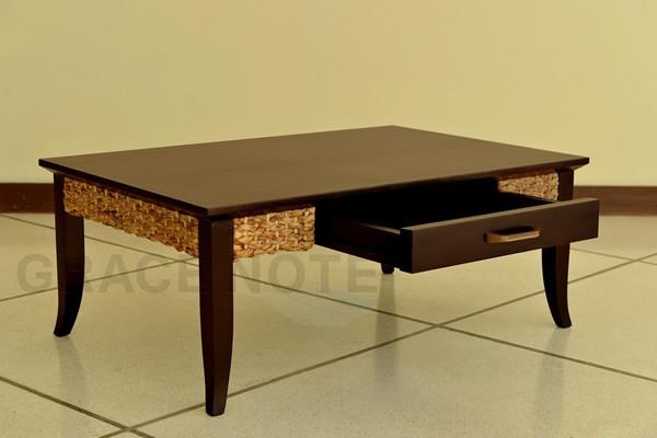 引き出し付きセンターテーブルで卓上すっきり♪生活感を排除!のサムネイル画像