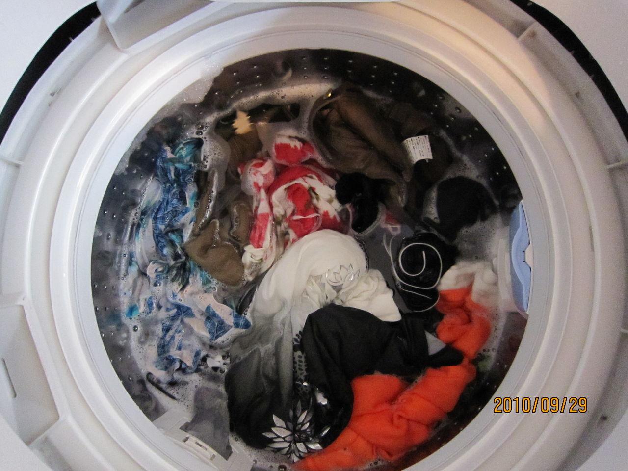 今更聞けない洗濯の仕方を紹介します。簡単なようで奥が深い!のサムネイル画像