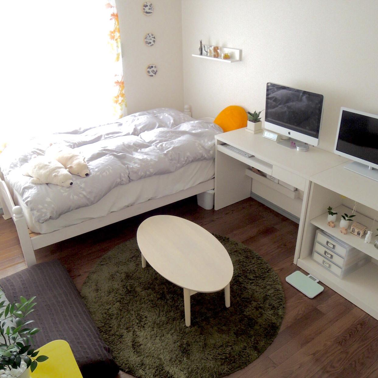 簡単にできる運気アップ ワンルームに住む際におすすめの風水のサムネイル画像