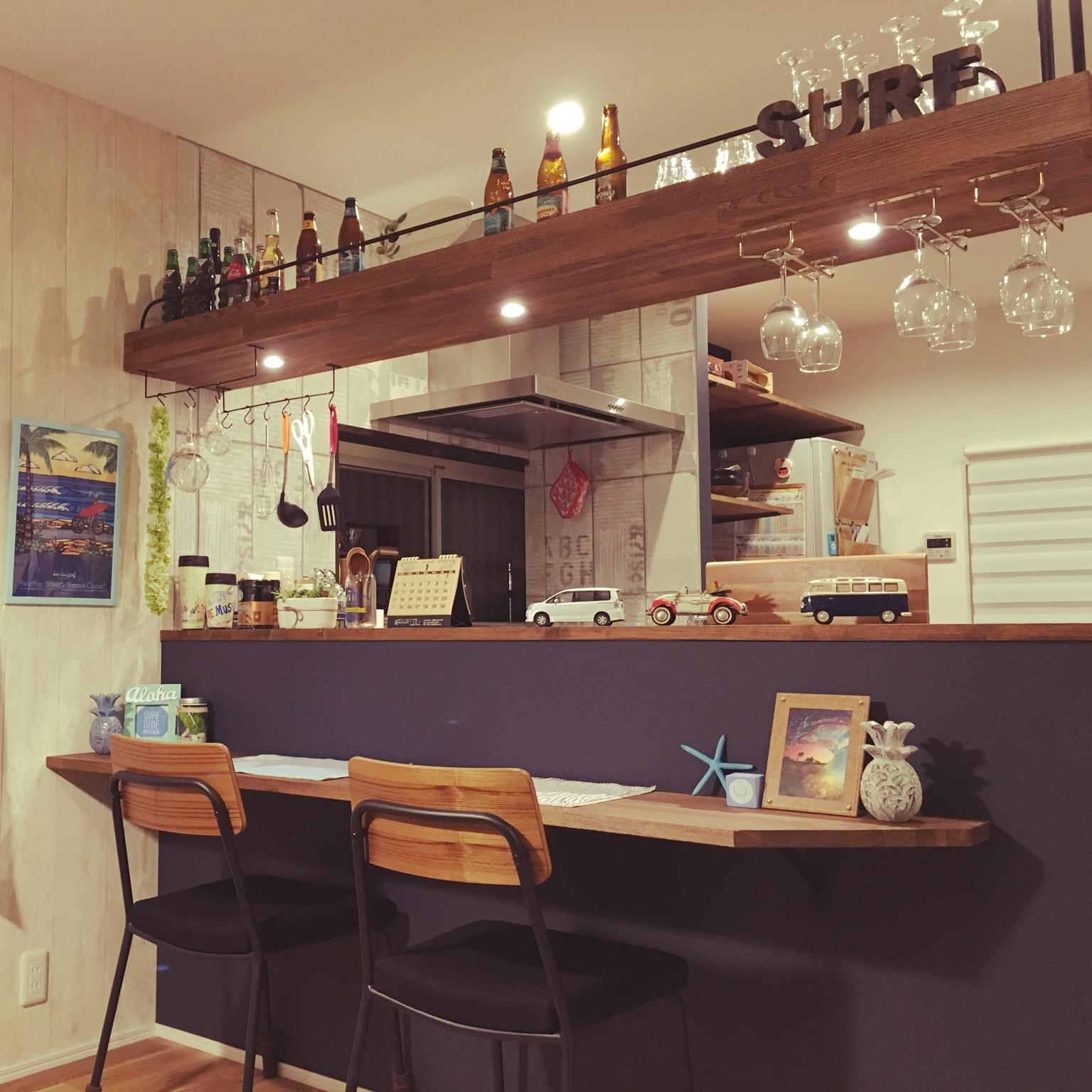 生活スタイルに合わせたステキなキッチン間取りを考えてみよう♪のサムネイル画像