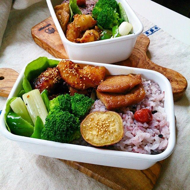 シンプルに食材を引き立てる「ホーロー弁当箱」をご紹介します!のサムネイル画像