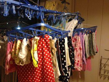 夜に洗濯物をしたい!ポイントと注意点をまとめてみました!のサムネイル画像
