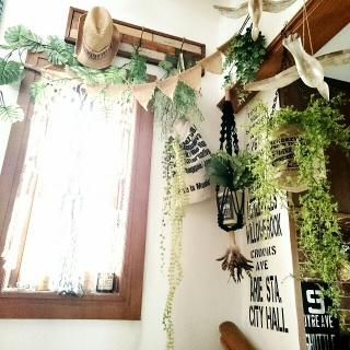 育てられなくても大丈夫!フェイクの観葉植物でインテリアを楽しもうのサムネイル画像