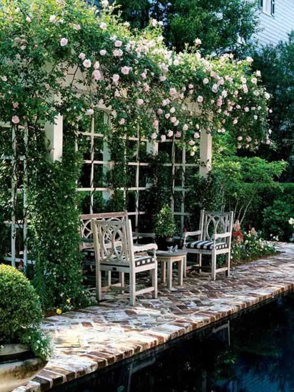 緑を生かしたガーデニングで、自然いっぱいのお庭を作りましょう!のサムネイル画像