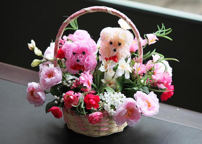 キレイで安心・しかも手間いらず☆光触媒の観葉植物を贈ろうのサムネイル画像