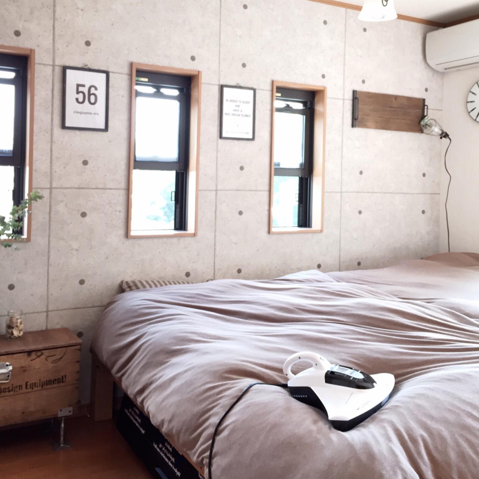 たった1分で天日干しの10倍!?快適な眠りを布団掃除機レイコップでのサムネイル画像