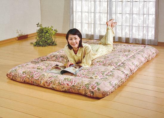 敷布団おすすめは?寝心地抜群のおすすめ敷布団を紹介します。のサムネイル画像