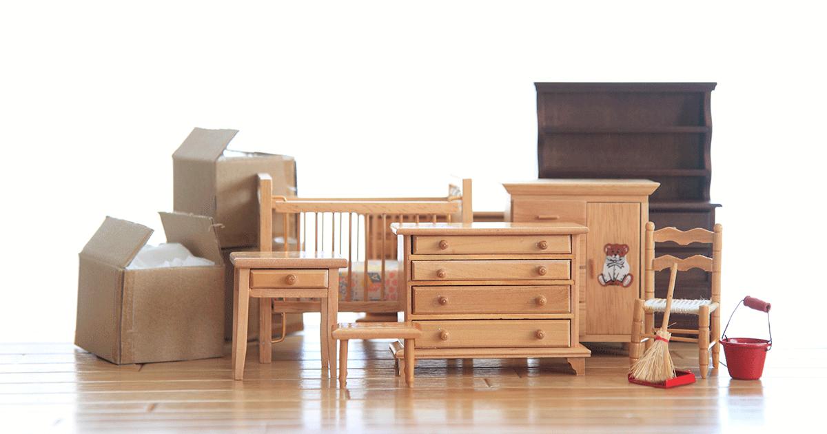 もう使わない家具達をどのように処分するか知っていますか?のサムネイル画像