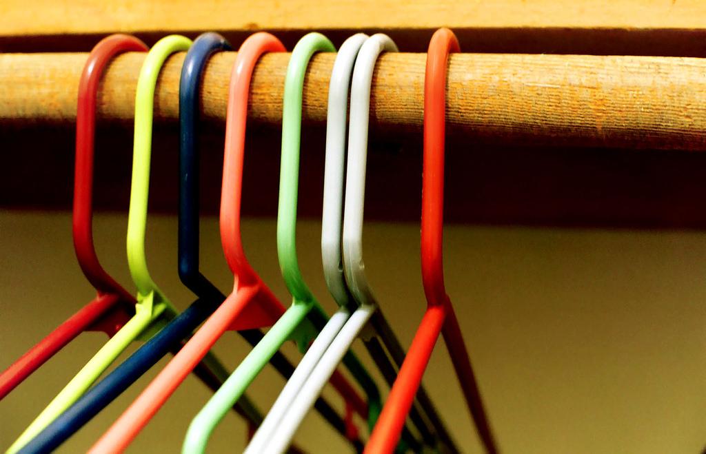 洗濯も収納もOK!無印良品のハンガーでスッキリ快適シンプルライフ♪のサムネイル画像