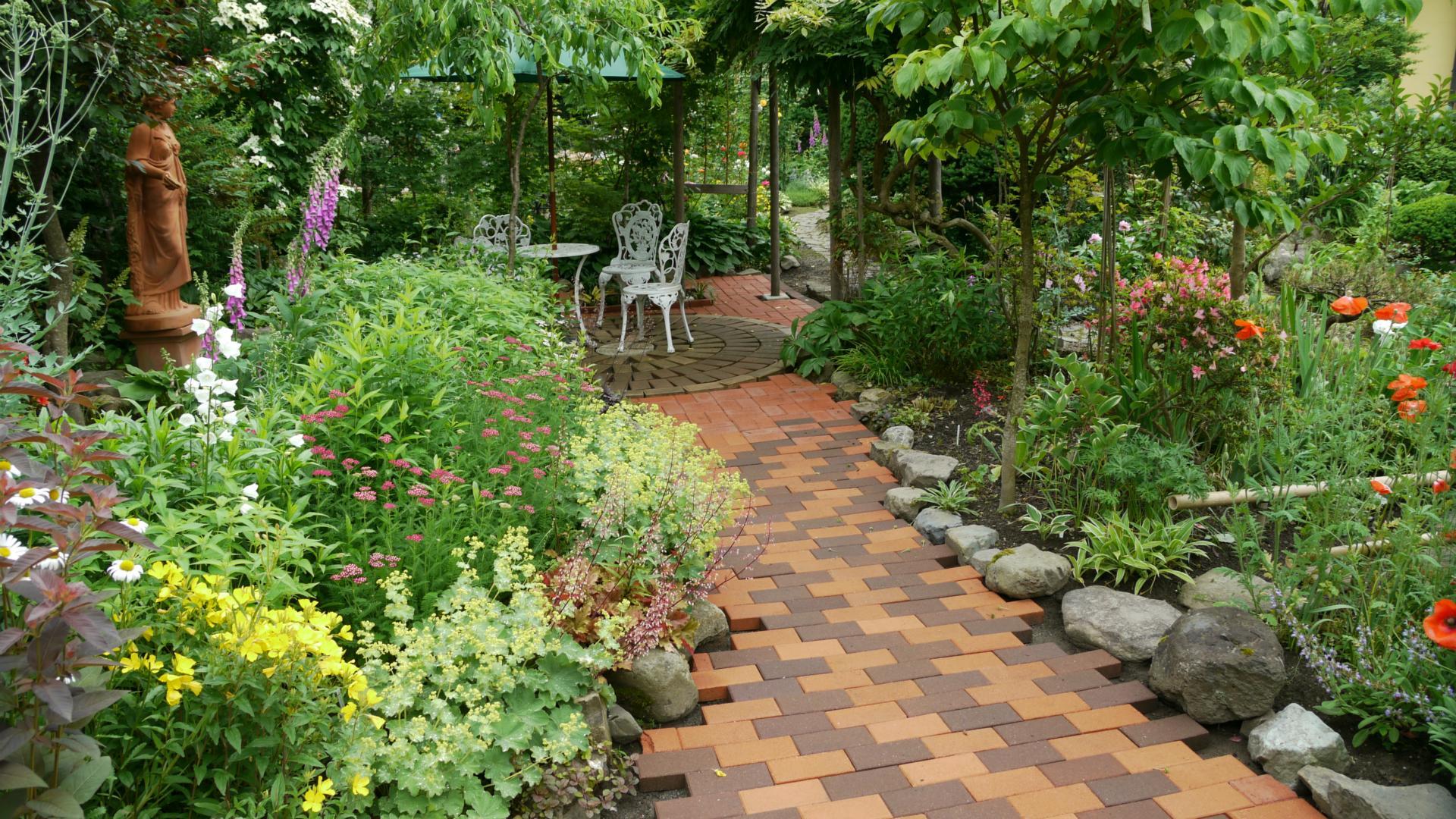 ガーデニング入門 庭の設計 ~初心者でもわかる庭のプラン法~のサムネイル画像