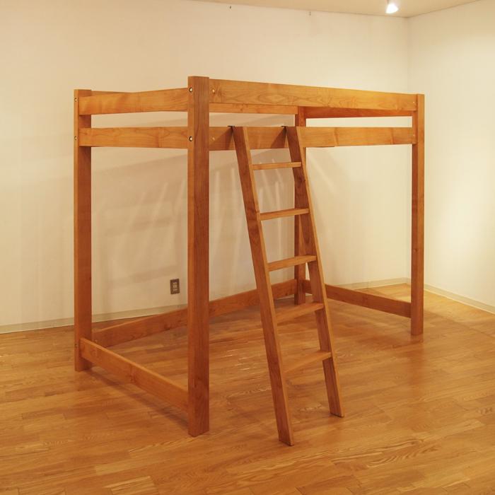 木製ロフトベッドが人気!スペースを有効利用できる人気商品は?のサムネイル画像