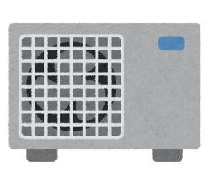 エアコンの室外機の役割とは?エアコンの室外機について知りましょうのサムネイル画像