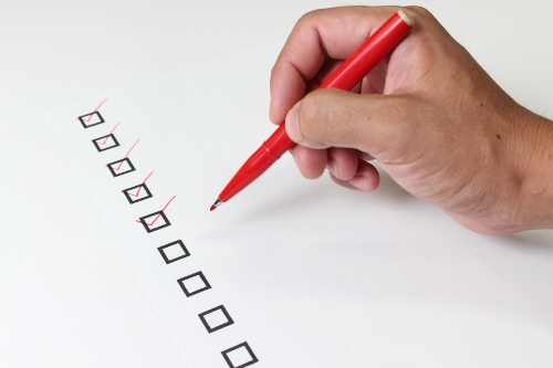 引越しをミスなく終わらせる為にはチェックリストを活用しましょう。のサムネイル画像