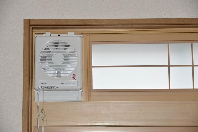 窓用換気扇で節電効果!電気代節約!おすすめ商品を紹介します。のサムネイル画像