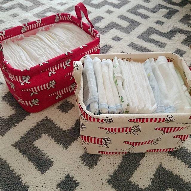 布製の収納ボックスの便利な活用術!賢く&おしゃれに収納しよう!のサムネイル画像