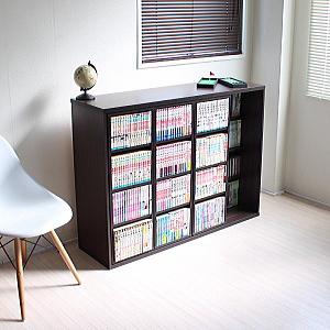 本棚ラックで整理整頓♪収納に便利なおすすめ商品を紹介します。のサムネイル画像
