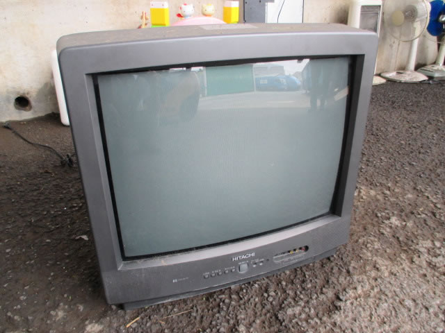あなたのテレビの引き取りはどこでしてもらえるのでしょうか?のサムネイル画像