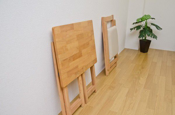 使える!便利!機能的!折りたたみ机はこんなに進化していた!のサムネイル画像