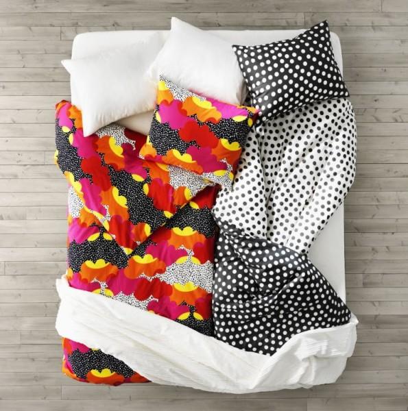 寝るのが待ち遠しい…種類豊富IKEAの掛け布団カバーを大調査!!のサムネイル画像