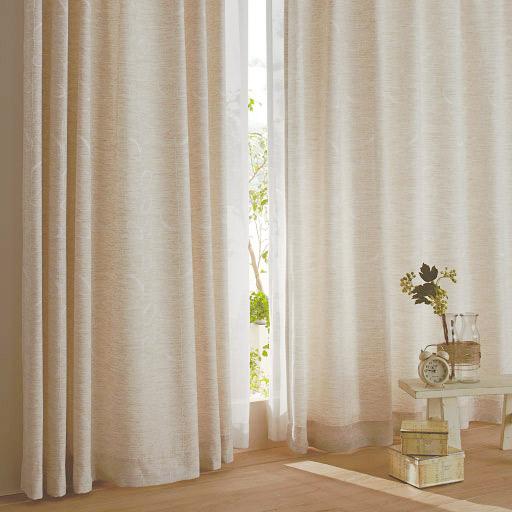 新しい家にナチュラルなカーテンを飾ろう☆あなたの好みは?のサムネイル画像