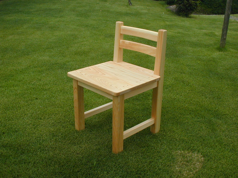 世界にたった1つだけの手作り椅子に思い出を刻んでみませんか☆のサムネイル画像