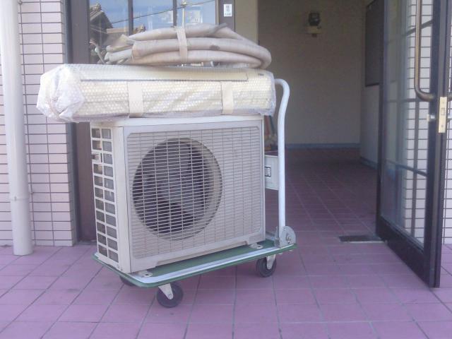 自分でできるエアコンの取り外し!これが取り外しのプロセスです!のサムネイル画像