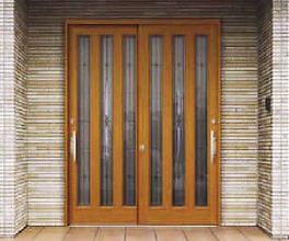 玄関ドアに引き戸はいかが?和風なだけじゃない!モダンなタイプものサムネイル画像