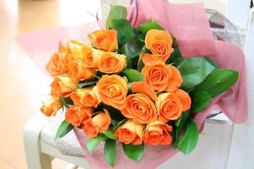 オレンジ色って元気いっぱい!オレンジ色の花で元気になれる!?のサムネイル画像
