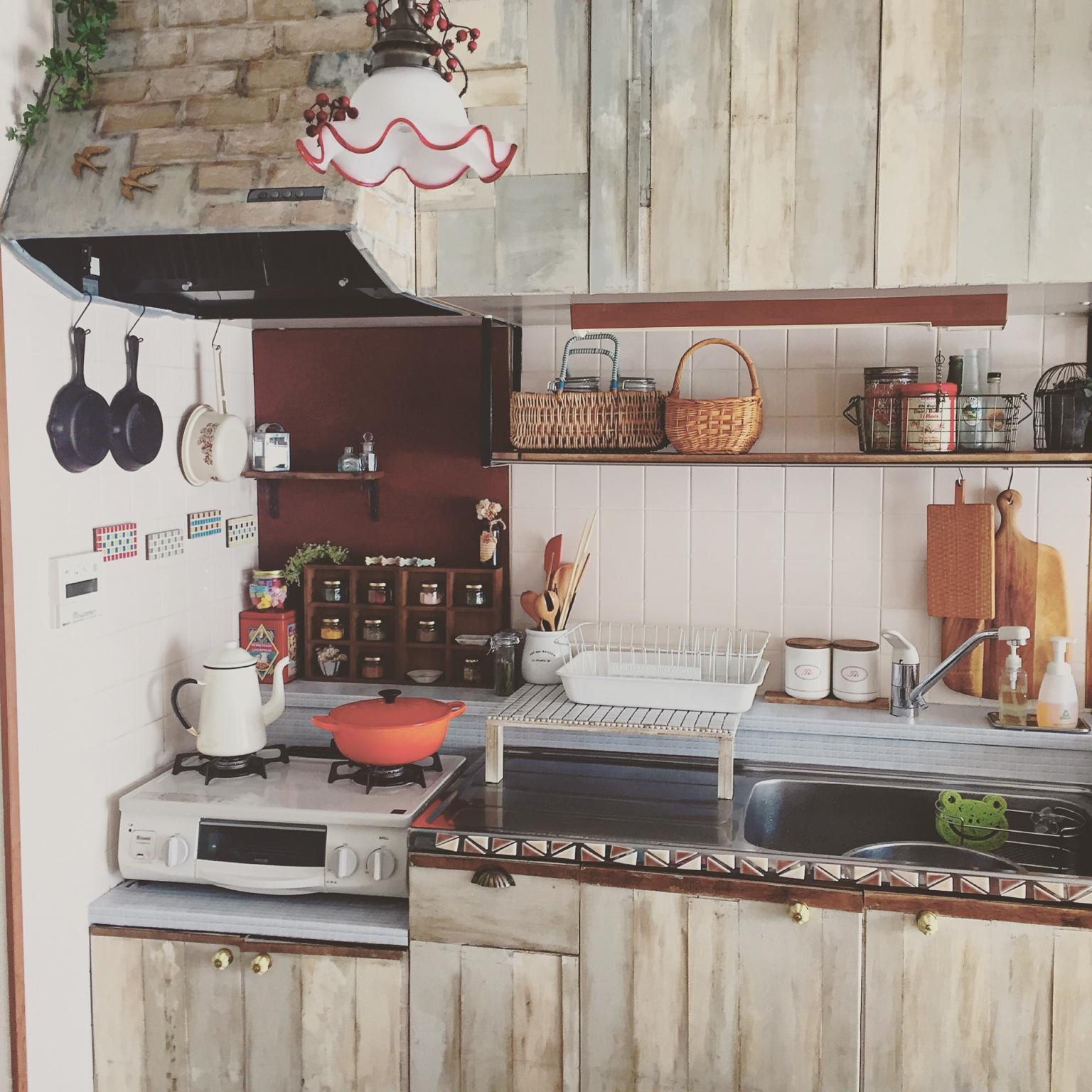 【Web内覧会】みんなの素敵なキッチンをのぞかせてもらいましょう♪のサムネイル画像