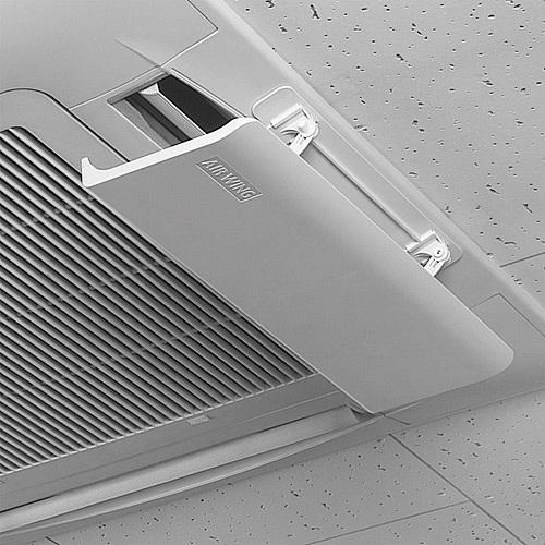 【クーラー病防止】エアコンの風除けを使って夏を快適に過ごそう!のサムネイル画像