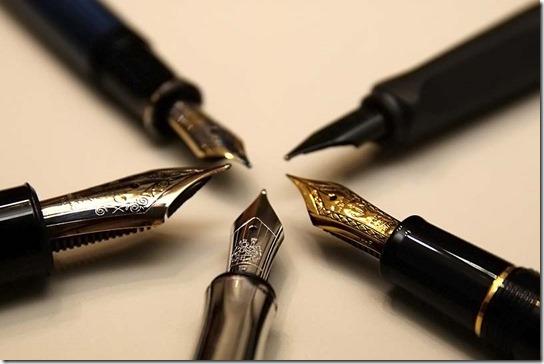 万年筆が好きになる!使ってみると納得!万年筆の正しい使い方のサムネイル画像