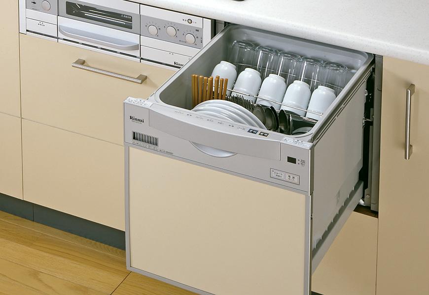 【食洗機の使い方】食器の正しい配置でより一層効率的に使おうのサムネイル画像