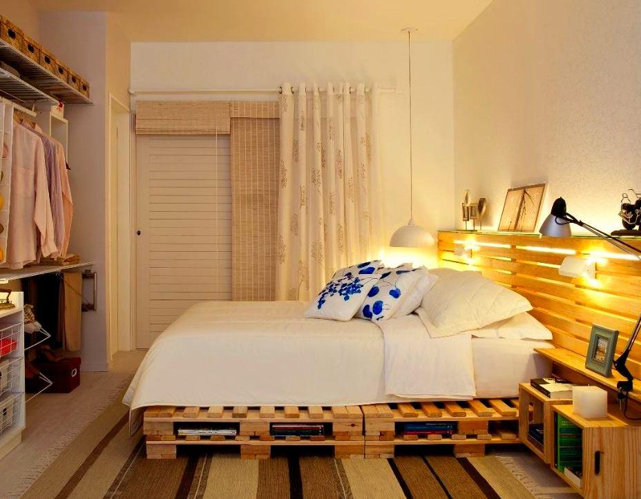 【DIY初心者におすすめ】自分流にアレンジ!すのこベッドの作り方のサムネイル画像