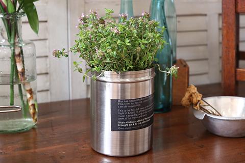 インテリアに合わせて観葉植物の鉢カバーはおしゃれに決めよう!のサムネイル画像