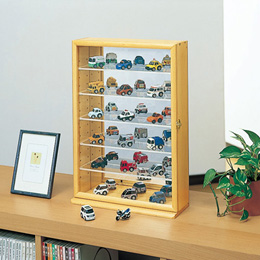 集めた物をおしゃれに飾りたい!おすすめのコレクションケースのサムネイル画像