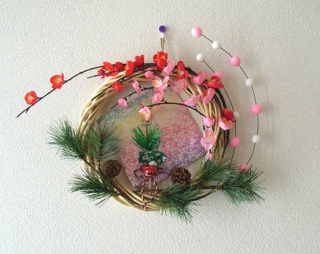 年のはじめに飾るお正月飾りを自分で素敵に手作りしてみよう!のサムネイル画像