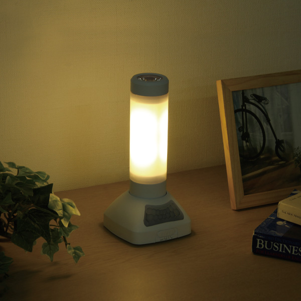 【室内でも屋外でも有用】センサーライトで夜間も安心。防犯対策も◎のサムネイル画像