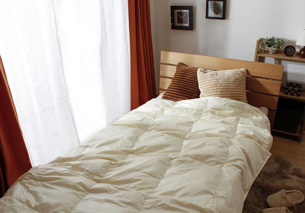 アレルギー対策に! 洗える掛け布団の人気商品を一挙にご紹介!のサムネイル画像