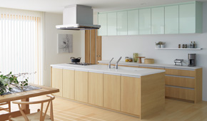 キッチンの種類とそれぞれのメリット&デメリットを知ろう!のサムネイル画像