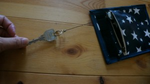 自分で作るからアレンジできる!おしゃれにキーケースの作り方のサムネイル画像