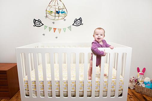赤ちゃんを安全・快適に。ベビーベッドガードについての基礎知識のサムネイル画像