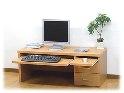 おしゃれで便利なロータイプのパソコンラックオススメします。のサムネイル画像
