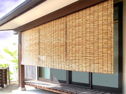 窓を日除けすると節電も効果も!窓の日除けに効果的な方法とは?のサムネイル画像