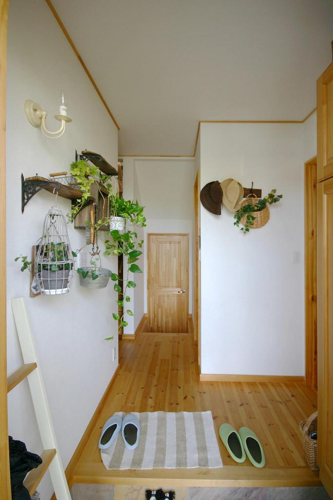 玄関横に土間収納が欲しい!土間収納でおしゃれで快適なライフを!のサムネイル画像