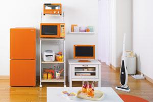 一人暮らしは何かと物入りです!初めての一人暮らしに必要な家電のサムネイル画像