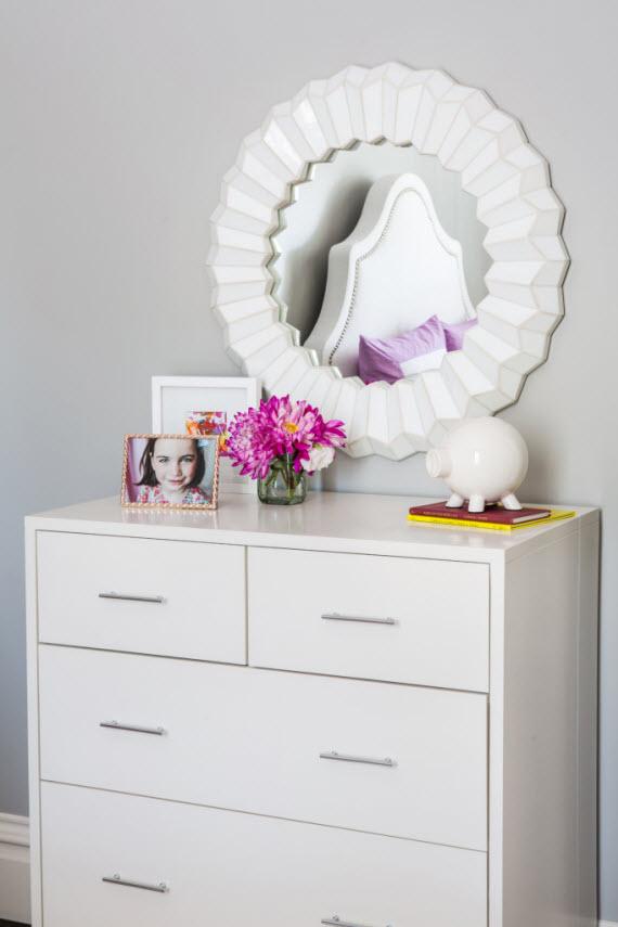 メイクする場所から可愛くすればもっとキレイに。可愛いドレッサーのサムネイル画像