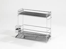 2段水切りラックで狭い空間を有効活用!おすすめ商品をご紹介しますのサムネイル画像