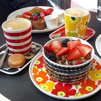 とってもCUTEでかわいい、おしゃれな食器がたくさんありますのサムネイル画像