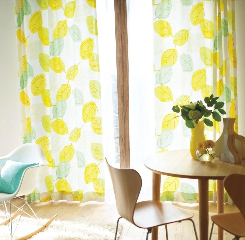 空間演出をさりげなく♪夏の爽やか可愛いカーテン選びのコツ☆のサムネイル画像